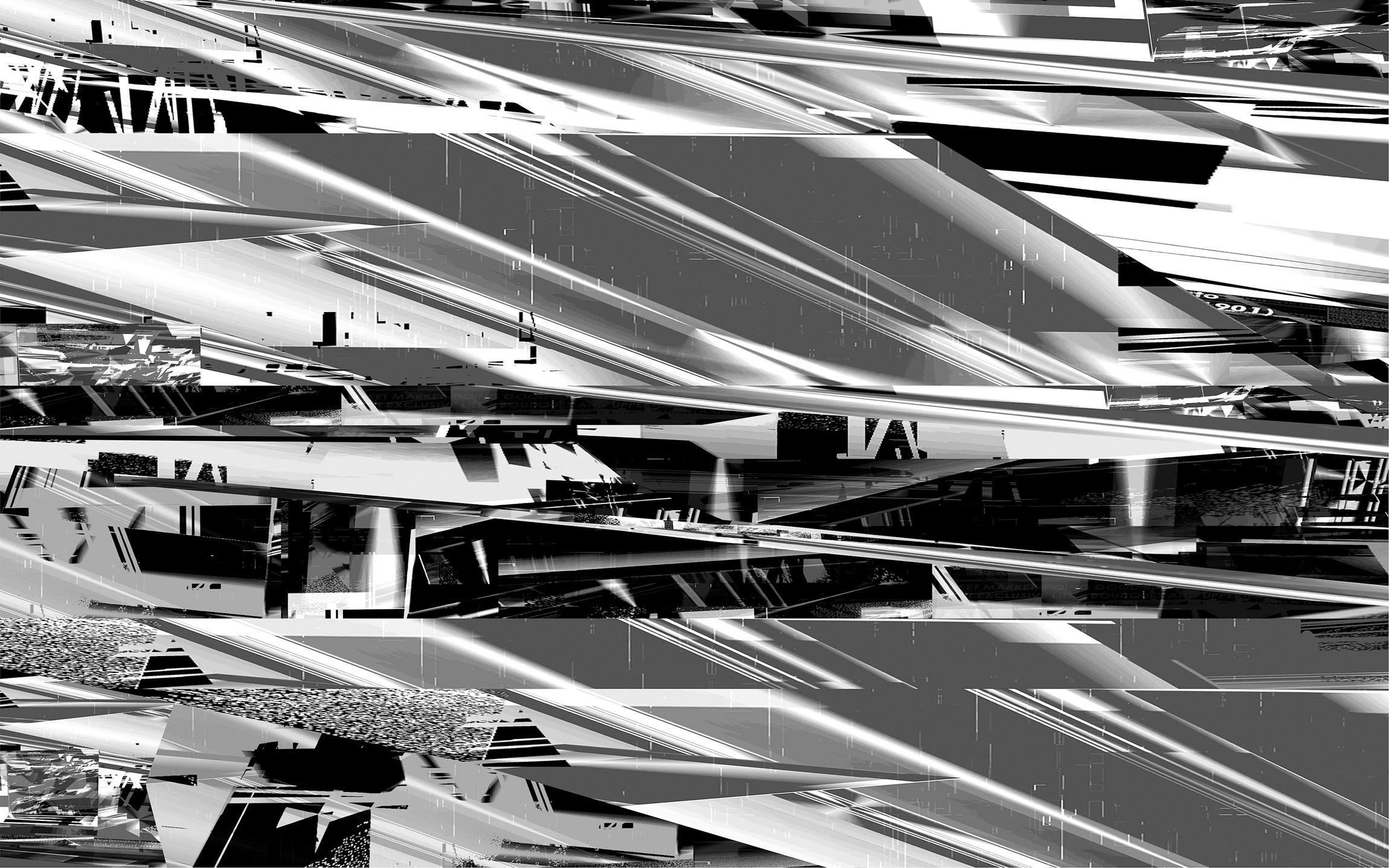 Herwig Steiner(1956L), Architektur, L14, computergenerierte Zeichnung
