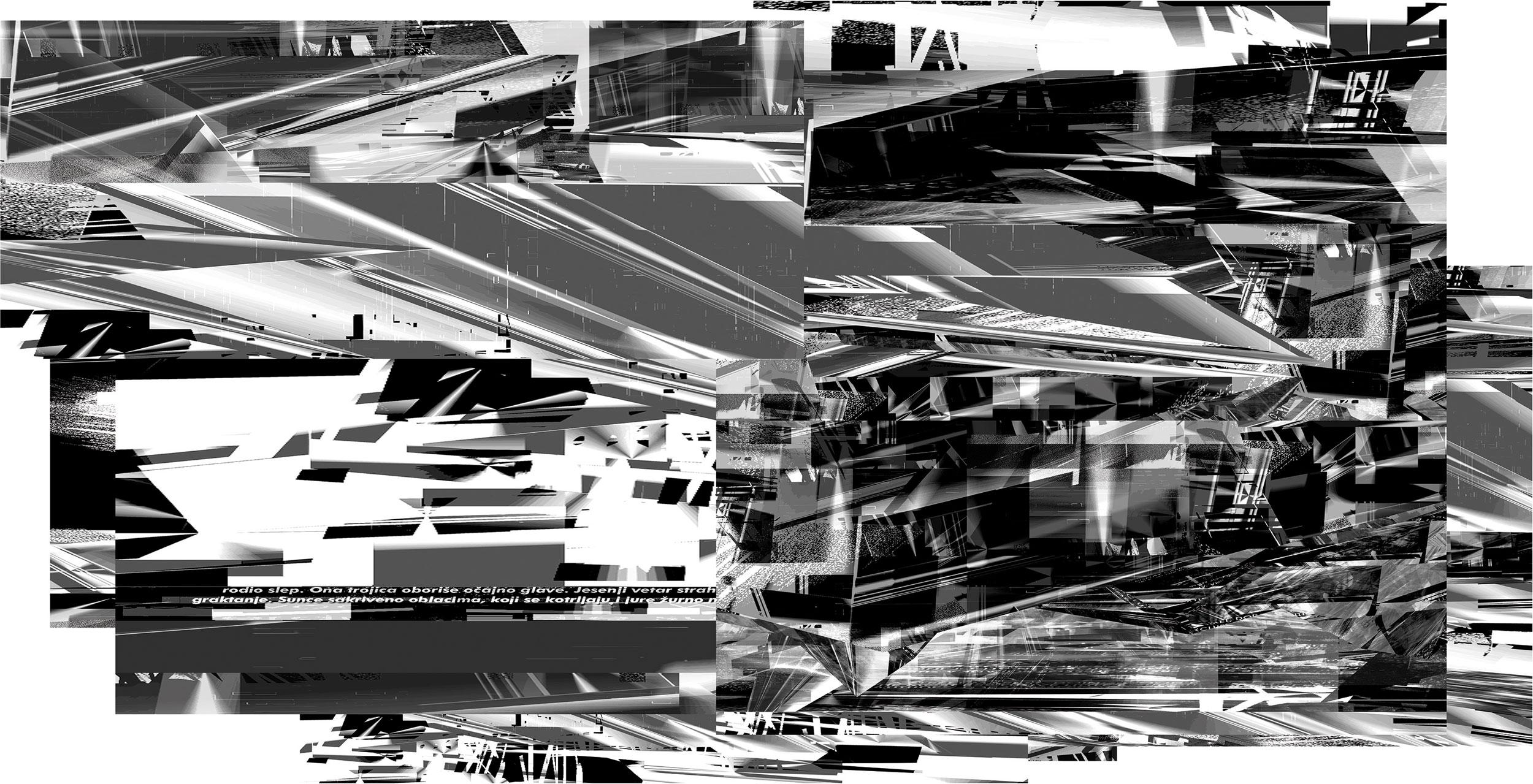 Herwig Steiner(1956L), Architektur, sp556, computergenerierte Zeichnung, 2013