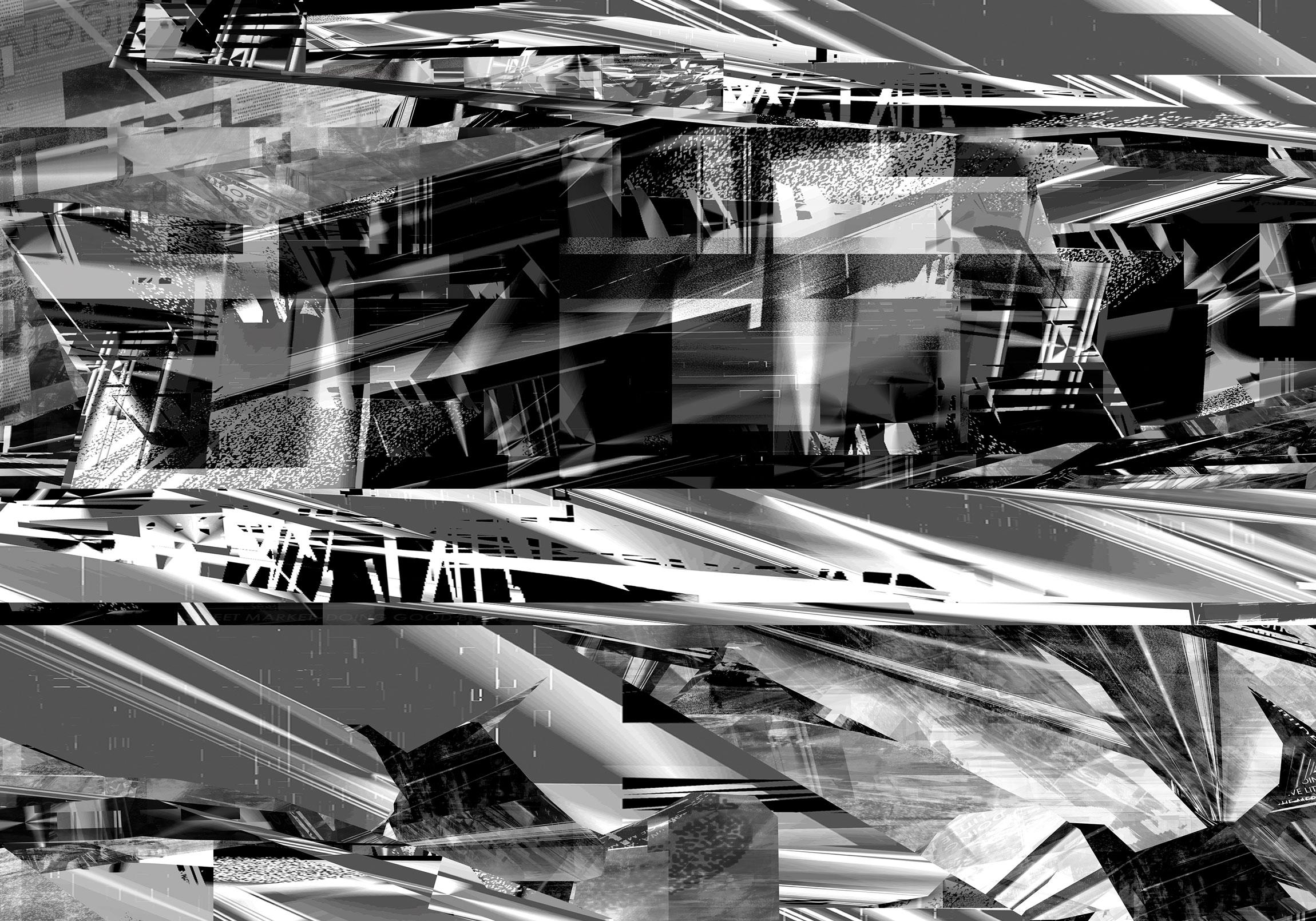 Herwig Steiner(1956L), Architektur, sp63, computergenerierte Zeichnung, 2013