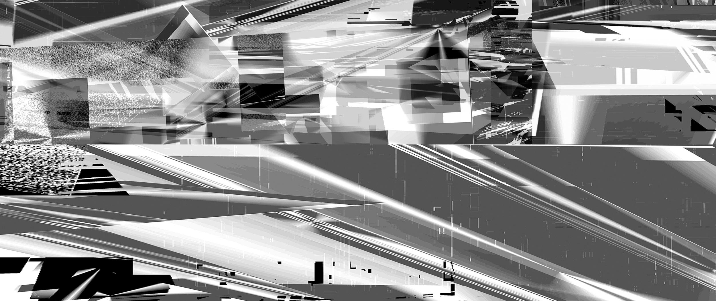 Herwig Steiner(1956L), Architektur, sp75, computergenerierte Zeichnung, 2013