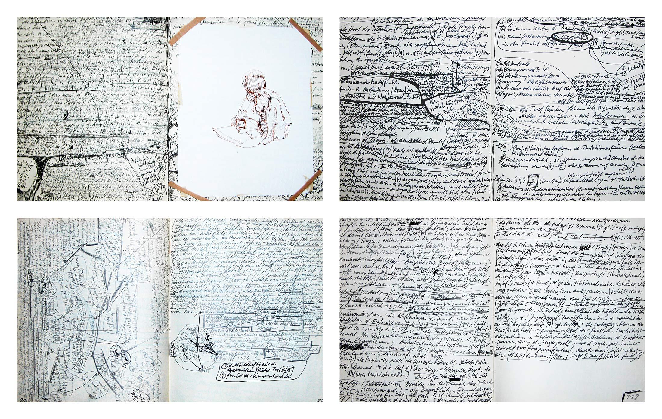 Notizen zu Kunst der Attrappe 1980-1990